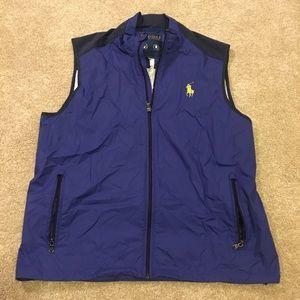 Ralph Lauren Polo golf vest